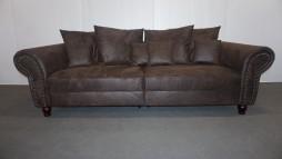 3-vietė sofa su gobelenu iš Vokietijos