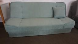 12106.29 Sofa-lova su gobelenu iš Vokietijos. 265 eur.