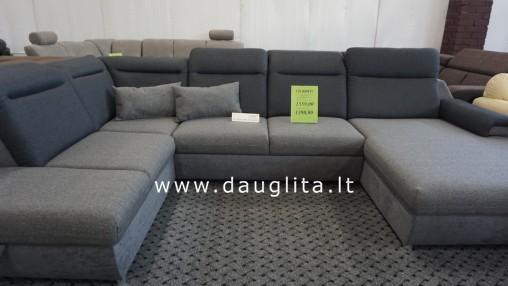 21910.15  Svetainės kampas su gobelenu iš Vokietijos. Yra miegama funkcija ir patalynės dėžė  1390 eur.